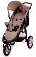 2017 Australia three wheels high quality baby stroller with EN