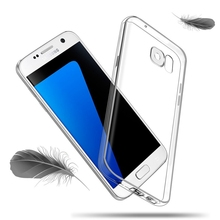 Transparent Clear Cell Phone Case For Samsung Galaxy S3 Mini Case