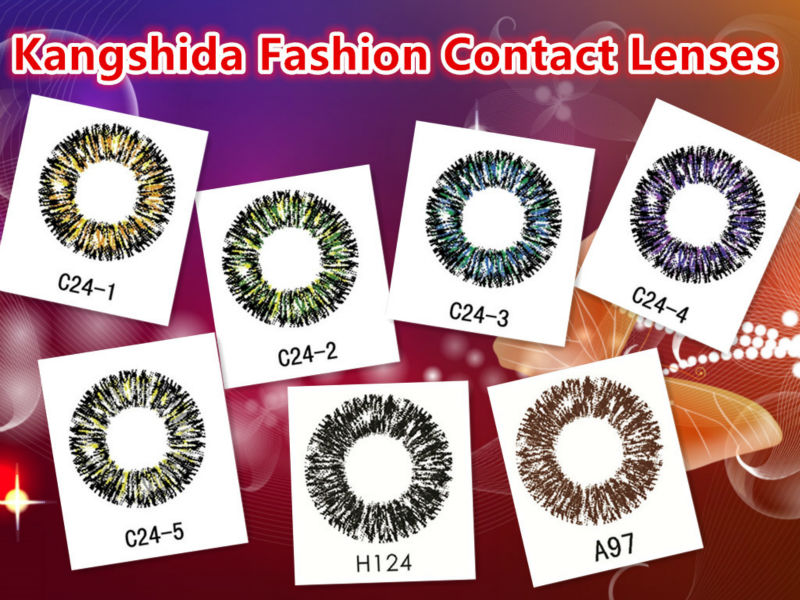 Colour Contacts, Contact Lens Anime, Magic Color Cosmetics, Best Color contact lens