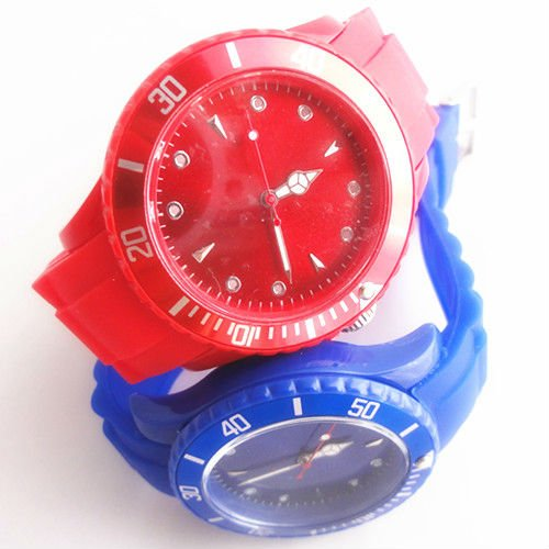 Best Price Unique Silicone Promotional Sport Watch Gift