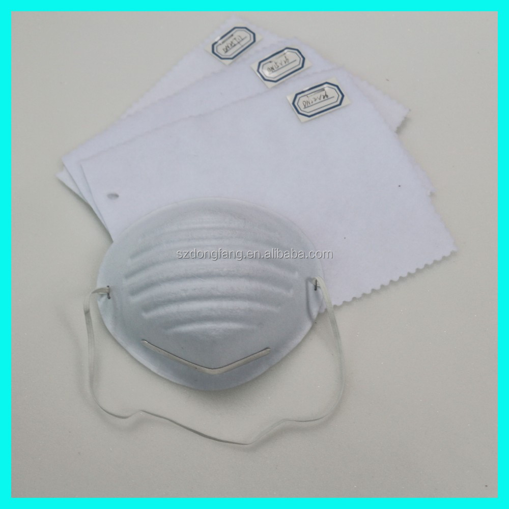 Active Carbon Face Masks Non Woven