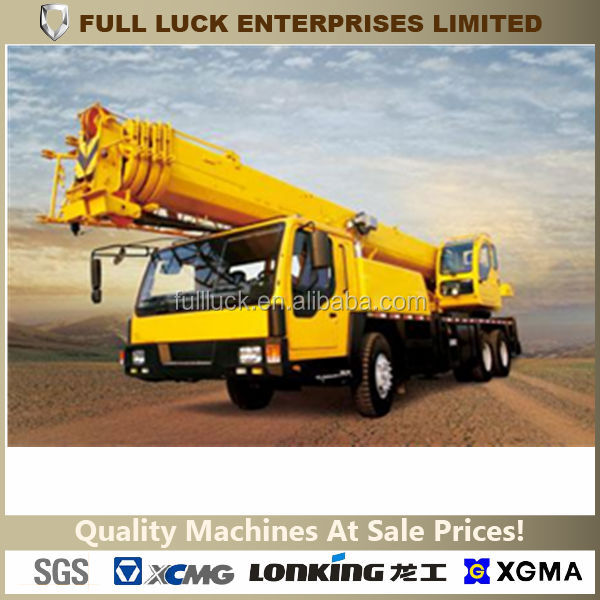 26TON TRUCK CRANE SIZES FOR AFRICA MARKET