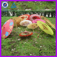 beautifull colorful chinese silk parasols