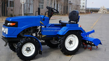 12-18hp mini tractor/rice farming equipment/power tiller