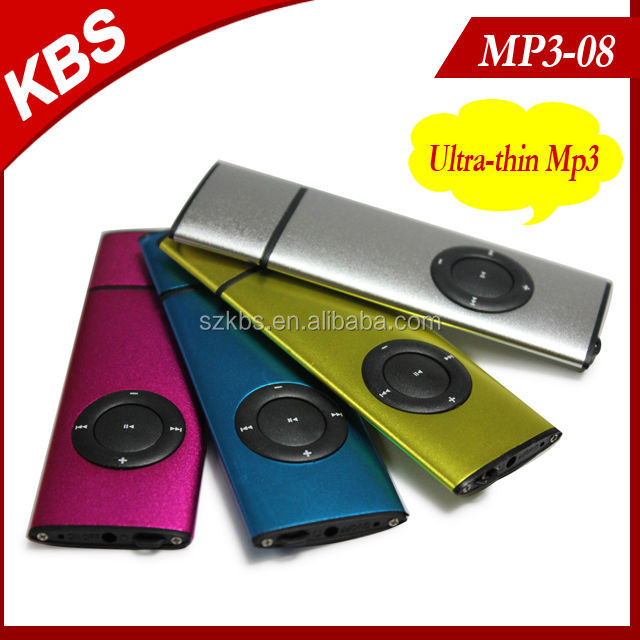 Very Cheap And Fine With Ultra-Thin Mini Clip Mp3 Player User Manual