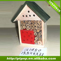 wood insect house ladybird hotel bee house