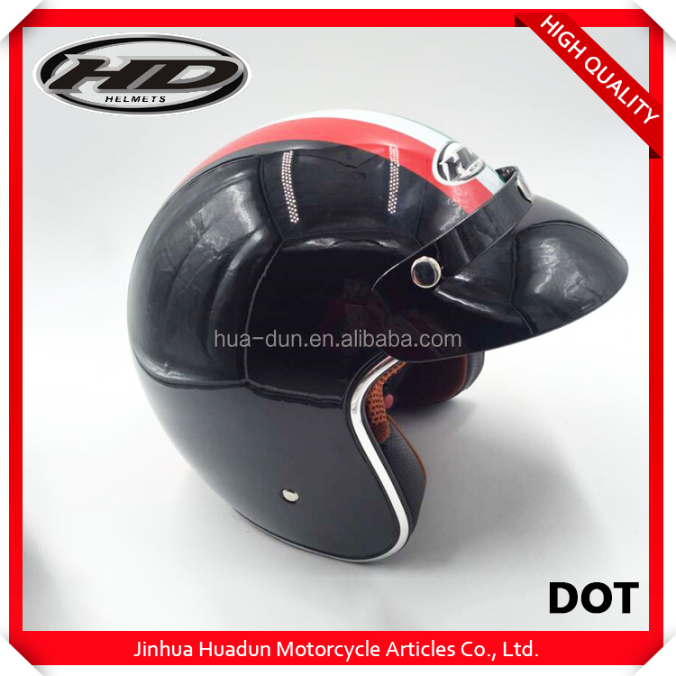 New product launch ABS shell anti-scratch quality vintage helmet