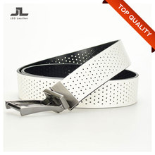 Best Price from Belt Manufacturer Mexican Baseball Leather Belt for Man