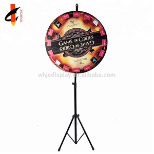 Christmas Prize Wheel Fortune Cheap Promotion Spin Wheel