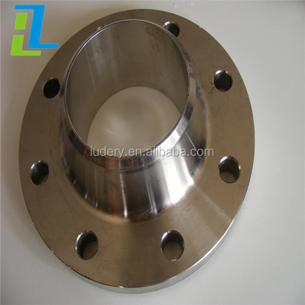 ASTM A182 304 CLASS 150 Raised Face Lap Joint Flange Dimension