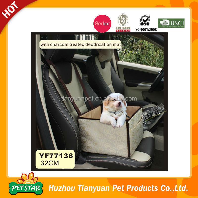 Charcoal Treated Deodrization Mat Car Seat Cover Pet