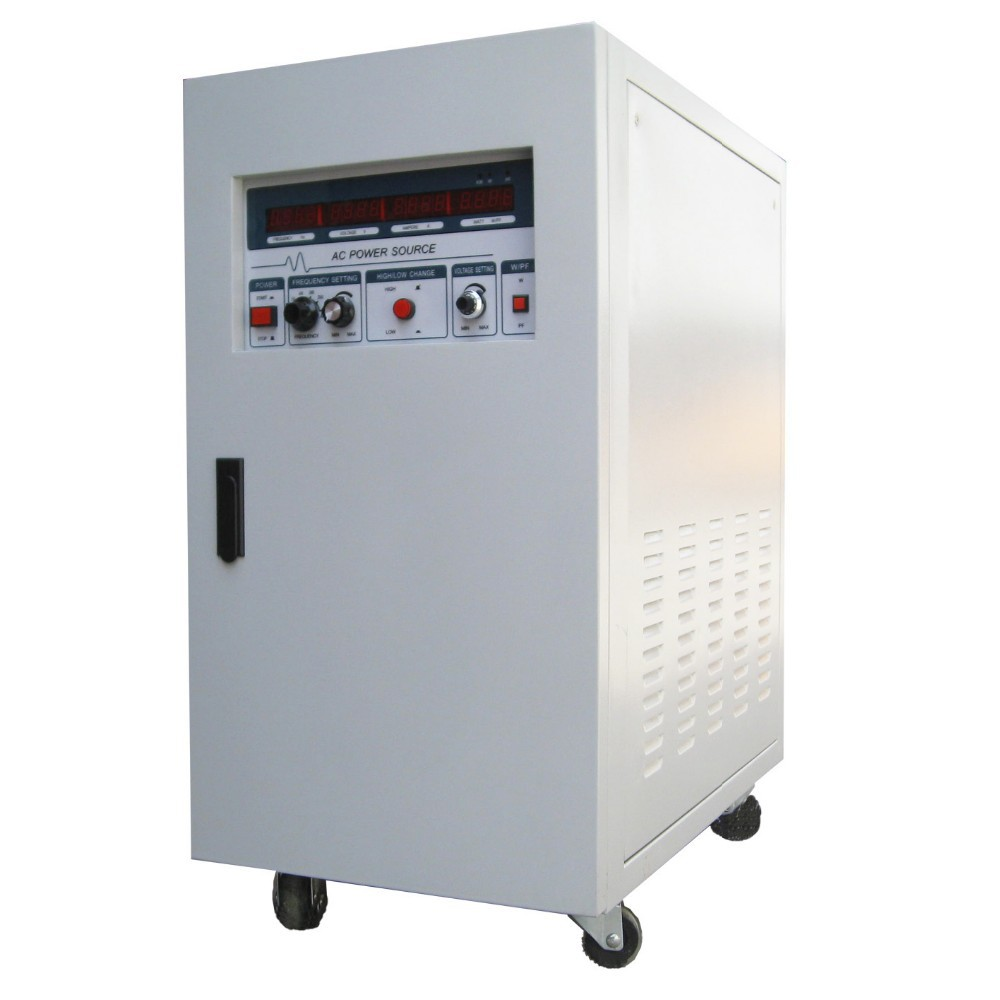 AF400W-110010 10KVA single phase frequency converter 400hz
