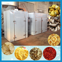48 trays ginger drying machine/ginger processing line/dried ginger slice making machine