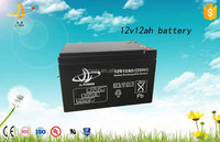 High quality 12v Voltage and UPS Usage deep cycle battery 12V 12Ah vrla Maintenance free battery