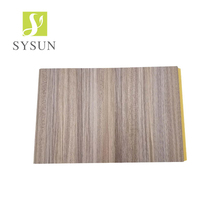 2018 laminated custom 60cm integrated wallboard pvc ceiling and wall panels