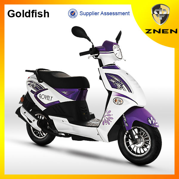 GOLDFISH-The Generation GAS SCOOTERS 49CC of small,lovely,unique