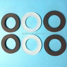 China Supplier NBR EPDM VITON Rubber O Ring Flat Washers Gaskets