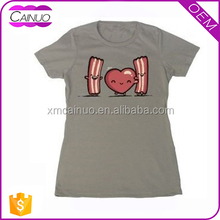 Latest Plain Polyester plain Tshirt Wholesale Hemp Tshirts