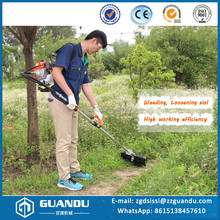 Chinese manufacturer hand held weeding machine / grass weeder