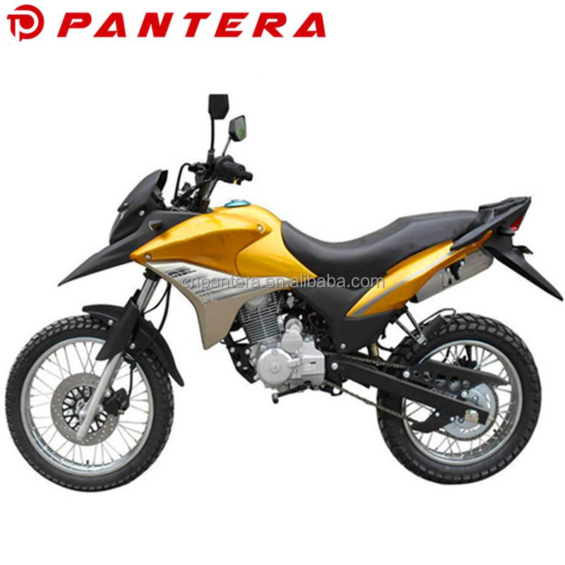 Chinese Powered 4-Stroke Racing Motorcycle 200cc 250cc Dirt Bike For Cheap Sale