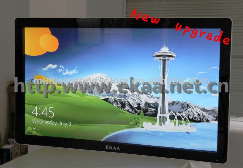 55inch Touch Screen All In One Led Industrial Touch Screen Computer /touch screen pc games