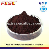 Guangxi high efficiency 9004-66-4 veterinary medicines for cattle