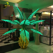 Led Coconut Tree Light, Artificial Light Palm Tree