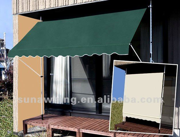 stand gratuit balcon auvents parasol auvents id de produit 486829582. Black Bedroom Furniture Sets. Home Design Ideas