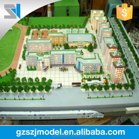 new product 3D design school project miniature model building