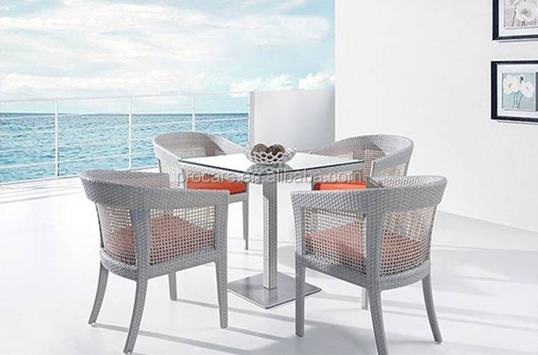 Dining fashion Rattan/Wicker Furniture Garden Set