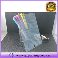 Wholesale price 99% transparents tempered glass screen protector for IPAD MINI