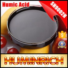 Huminrich Shenyang K Humus Liquid Bio Organic Fertilizer For Rubber Tree