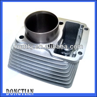 China aluminum alloy motorcycle spare part of block CG180