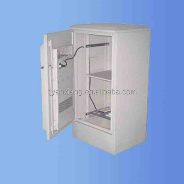 SK-65125 Waterproof Outdoor Telecom Cabinet With 19 Inch Rack