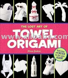 The Lost Art of Towel Origami[9780740755637]