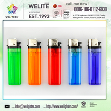 WP88 Disposable Lighter Plastic Gas Cigarette Flint Lighter
