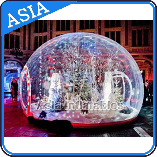 2 years warranty musical christmas snow globe white for Outdoor christmas globes