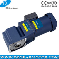 25w Induction ac right angle gear motor