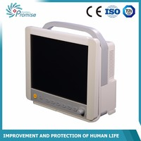 Modular designed patient monitor medical electronics equipment