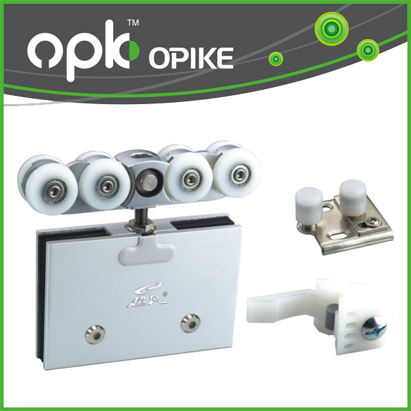 OPK Hot Sale Sliding Roller for Glass Door Pulley wheels