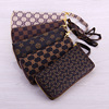 High quality Brown long style men wallet