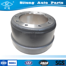 Trailer Brake Drum 15T with Shining Painting in Auto Chassis Parts