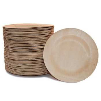 High quality hot sales 50pcs 9inch wood tray set