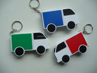 promotional truck shape cheap and colorful mini pocket tool kit with tape measure
