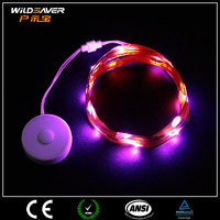 remote controlled battery operated 5V flashing led strip light
