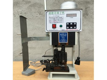 JW-2.0T Terminal crimping machine