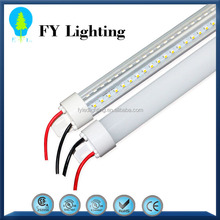 high quality uv light tube led t8 tube 9.5w cri>90 cooler door led light