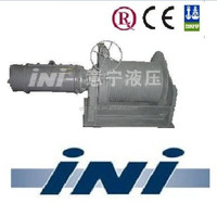 INI 150kN 15 ton electric mooring winch