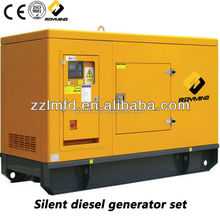 Low fuel and best seliing factory price small silent diesel generators for sale