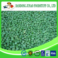 Raw Processing wholesale iqf frozen green peas